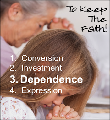 To Keep The Faith! A Healing from the Holy Spirit
