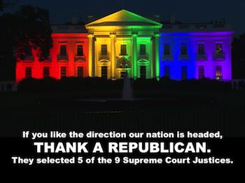 Christians Posting Rainbows, Part 2: What's Next?