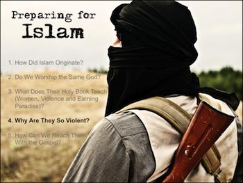 Preparing for Islam: What Does Their Holy Book Teach?