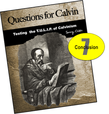 Questions for Calvin 7