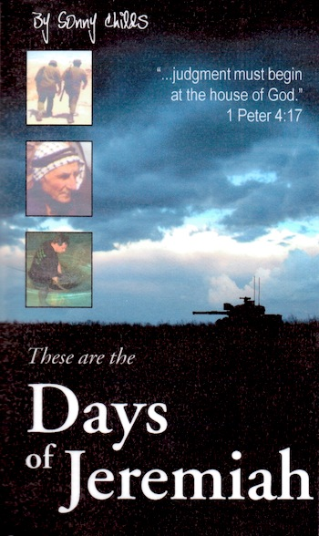These Are the Days of Jeremiah Book Cover