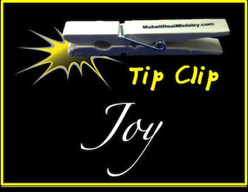 Joy: Fruit of the Holy Spirit