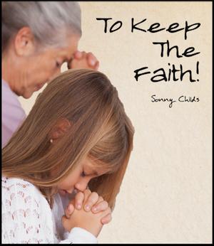 To Keep The Faith! Book Cover