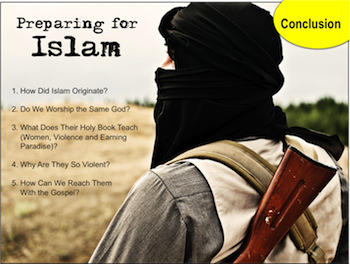 Preparing for Islam: Conclusion