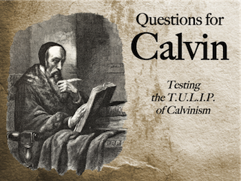 Questions for Calvin: Testing the T.U.L.I.P. of Calvinism
