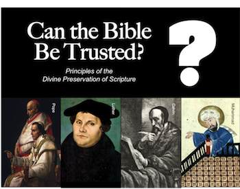 Can the Bible Be Trusted? Part 4